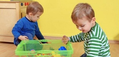Come insegnare ai vostri figli ad essere ordinati in casa