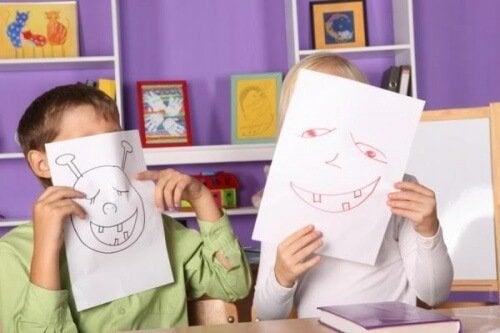 Come interpretare i disegni di vostro figlio