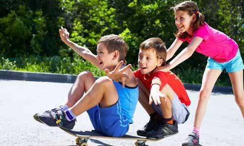 Crescere figli emotivamente sani