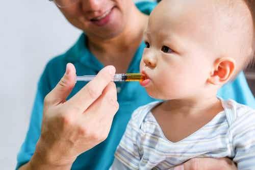 Curare le afte nei bambini: cosa fare?