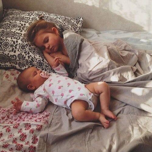 I figli sono sempre una benedizione, che siano adottivi o biologici