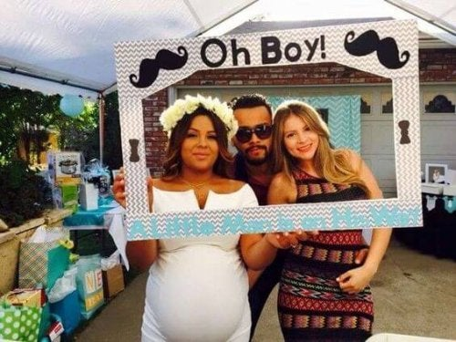 Il baby shower deve avere per protagonisti la futura mamma e il bebè in arrivo