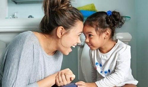 Come fare in modo che i vostri figli si sentano amati?