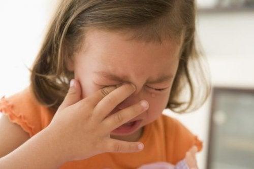 Un bambino di 15 mesi è in grado di capire il significato della parola NO.