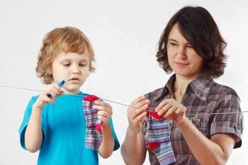 Come insegnare ai figli ad essere indipendenti