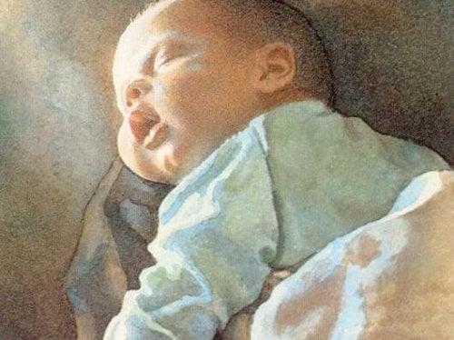 La voce materna è per il bambino lo stimolo più potente
