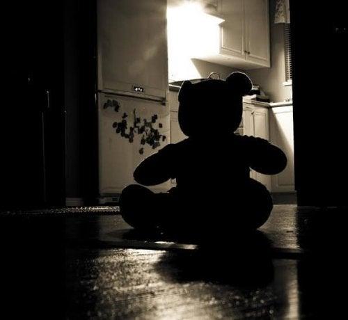 Paure e fobie infantili