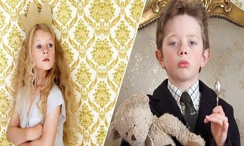 State crescendo un figlio narcisista: segnali rivelatori
