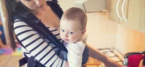Consigli per scegliere un buon porta-bebè