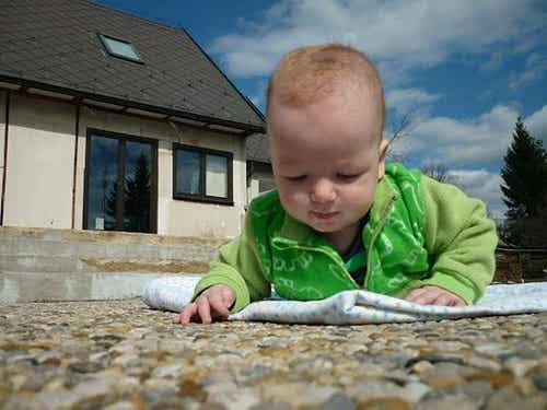 Sole: nemico o alleato della pelle del bebè?