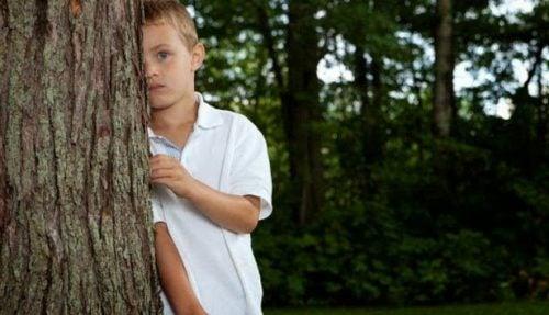 Come si sente un bambino con scarsa autostima?