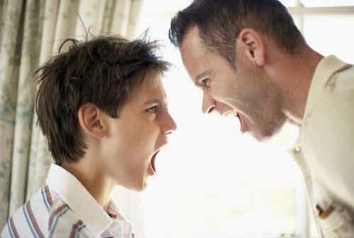 I punti di forza di un figlio che ci sfida
