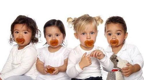 Tutti i miti sui prodotti per neonati