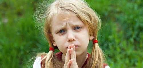 Bambini problematici: celano emozioni che non sanno esprimere