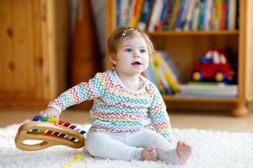 Giochi musicali per bambini: quali sono i benefici?