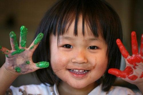 Il bambini vogliono sapere il perché di tutto per ampliare le propri conoscenze.