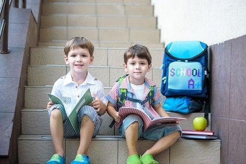 Come aiutare vostro figlio a diventare uno studente produttivo