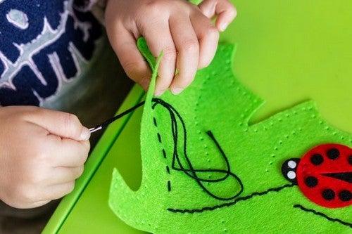 Giocattoli DIY per i più piccoli