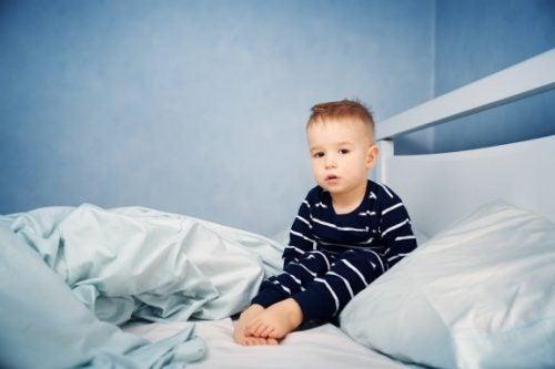 I disturbi del sonno più diffusi tra i bambini