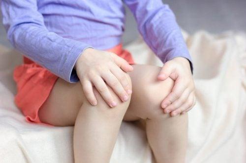 Cosa sono i dolori di crescita nei bambini