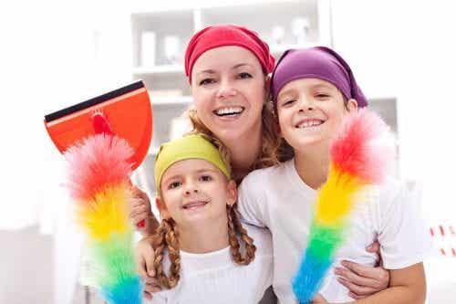 Igiene in casa: vari trucchi e consigli