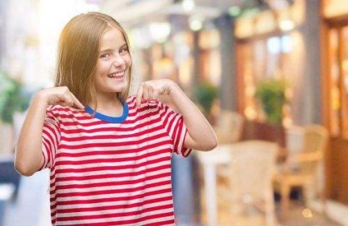 Come insegnare l'autostima ai bambini