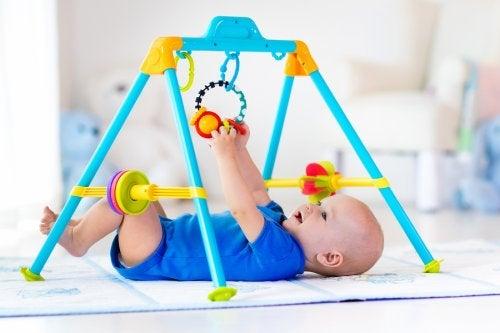 Palestre per neonati