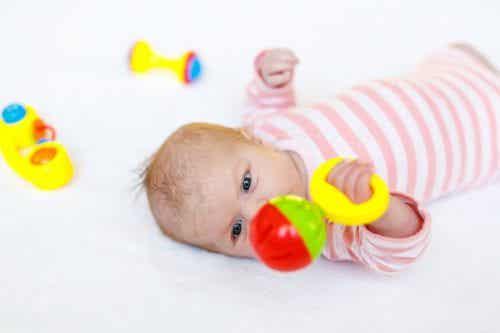 Giochi per neonati: quali regalare?