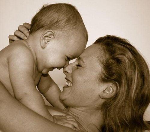 Trasformate la felicità di vostro figlio nella vostra?