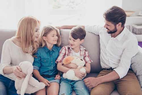 Attività domestiche per divertirsi in famiglia