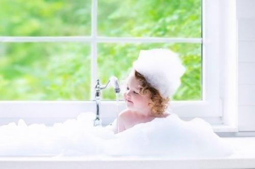 Il bagno dei bambini: importanza e consigli pratici