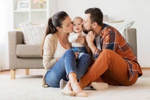 La maternità mette a dura prova il matrimonio?
