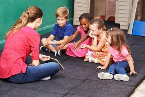 Tre giochi per insegnare ai bambini a risolvere i conflitti