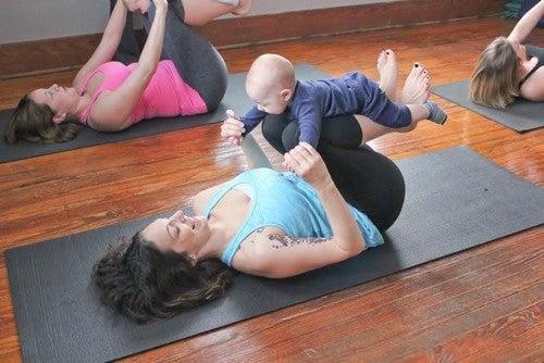 Gli sport da praticare prima e dopo il parto