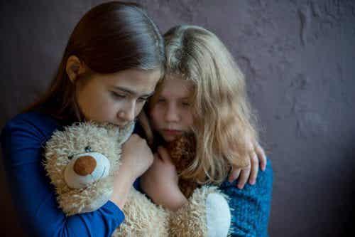 L'impatto della violenza domestica sui bambini