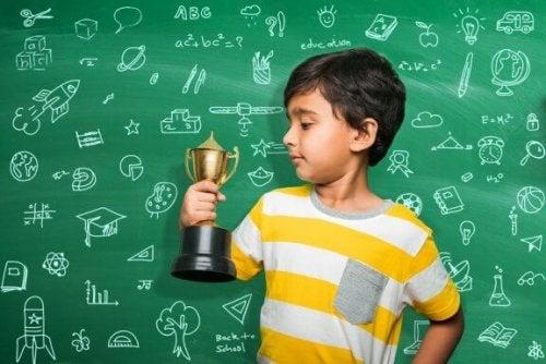 Premi o castighi per i voti scolastici?