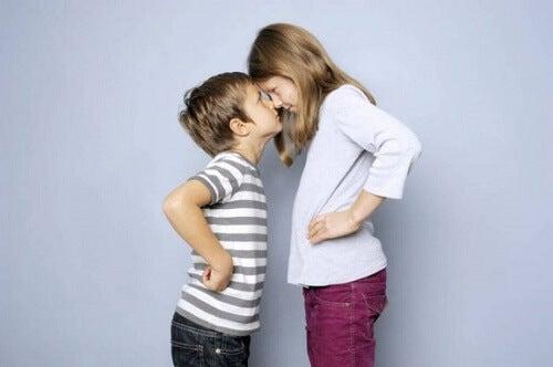 Come mai i vostri figli litigano continuamente?