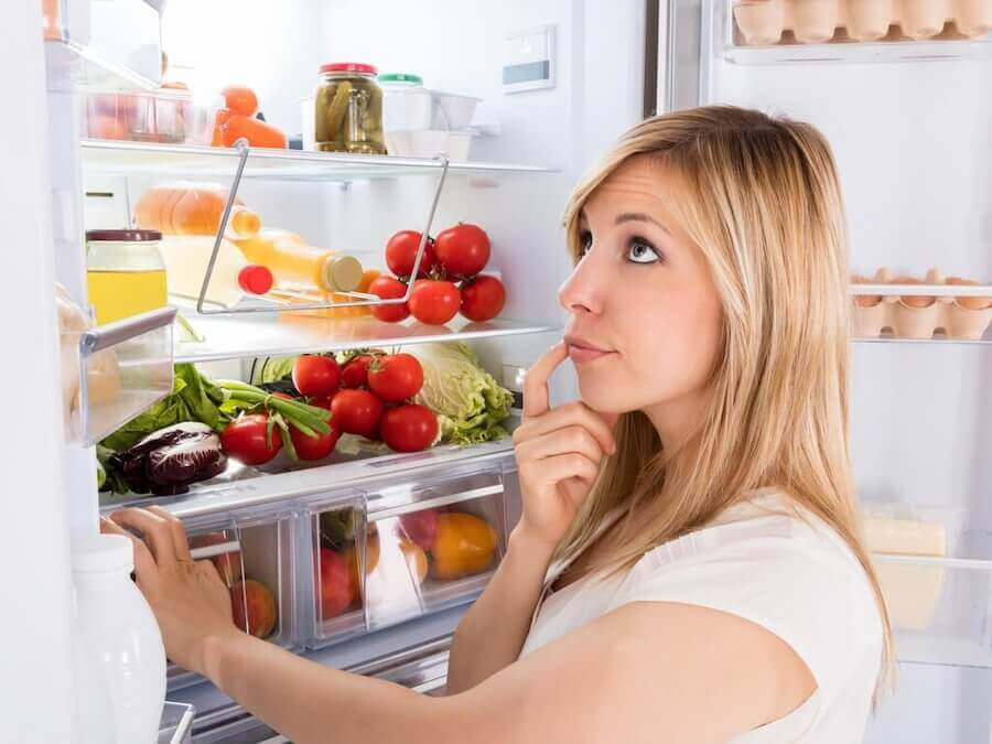 Come congelare alimenti