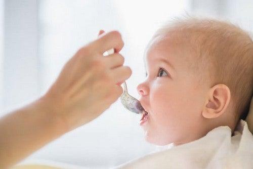 Va bene conservare il cibo dei neonati?