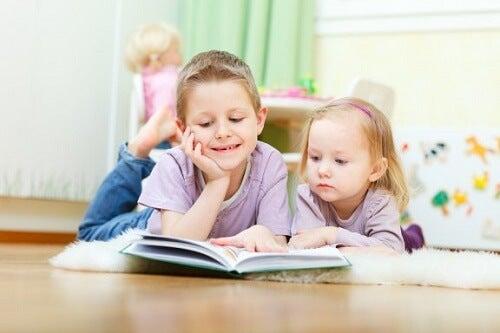 Il numero dei fratelli influenza la socievolezza dei bambini?
