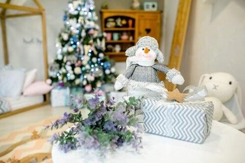 Idee per decorare la stanza dei bambini a Natale