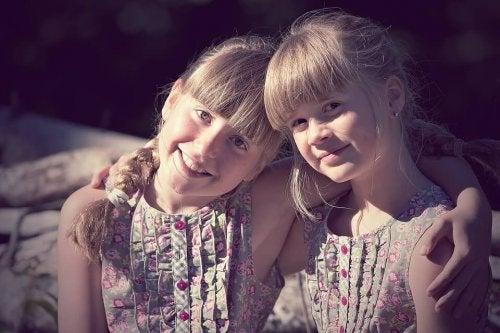 Mia sorella è mia amica