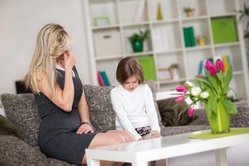 7 errori frequenti nell'educazione dei bambini