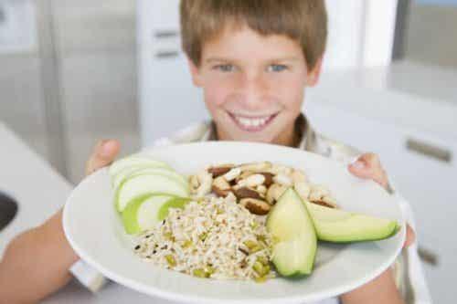 L'alimentazione influisce sul rendimento scolastico?