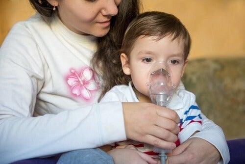 Respiro sibilante nei bambini: cause e sintomi