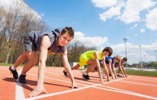 Benefici psicologici dello sport nei bambini
