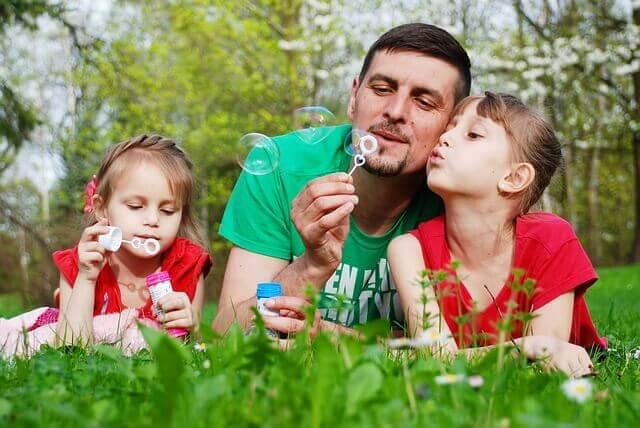 per parlare con i propri figli bisogna creare i momenti adatti