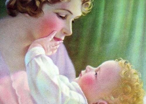 Cantare ai neonati ha molti benefici