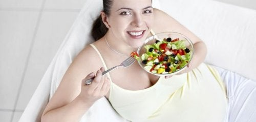 7 ricette per la cena di una donna in gravidanza