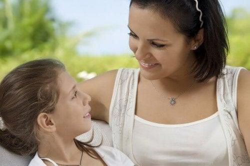 Correggere il comportamento dei figli, non le emozioni